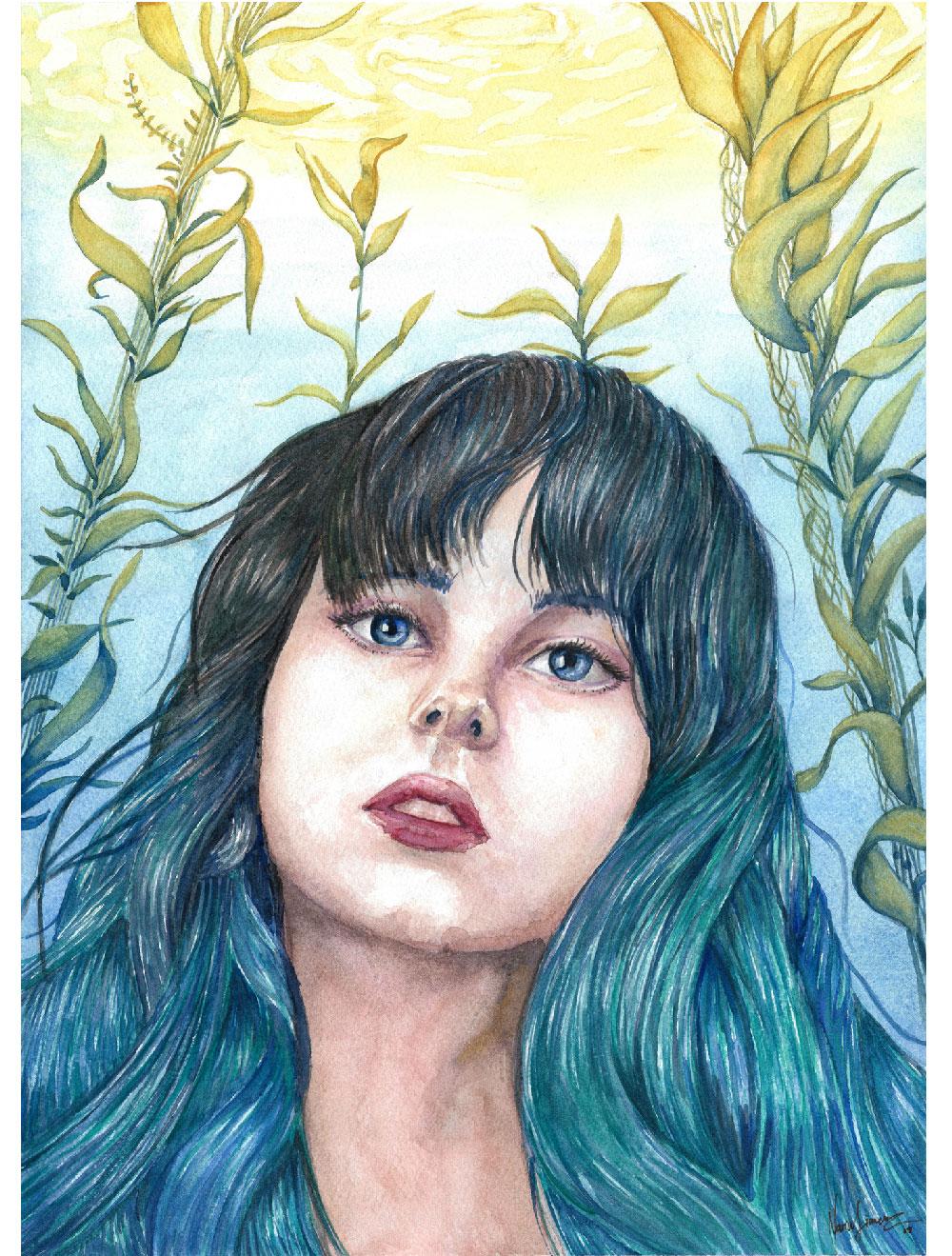 'Blue Sunrise'