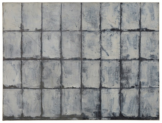 Untitled - Brice Marden