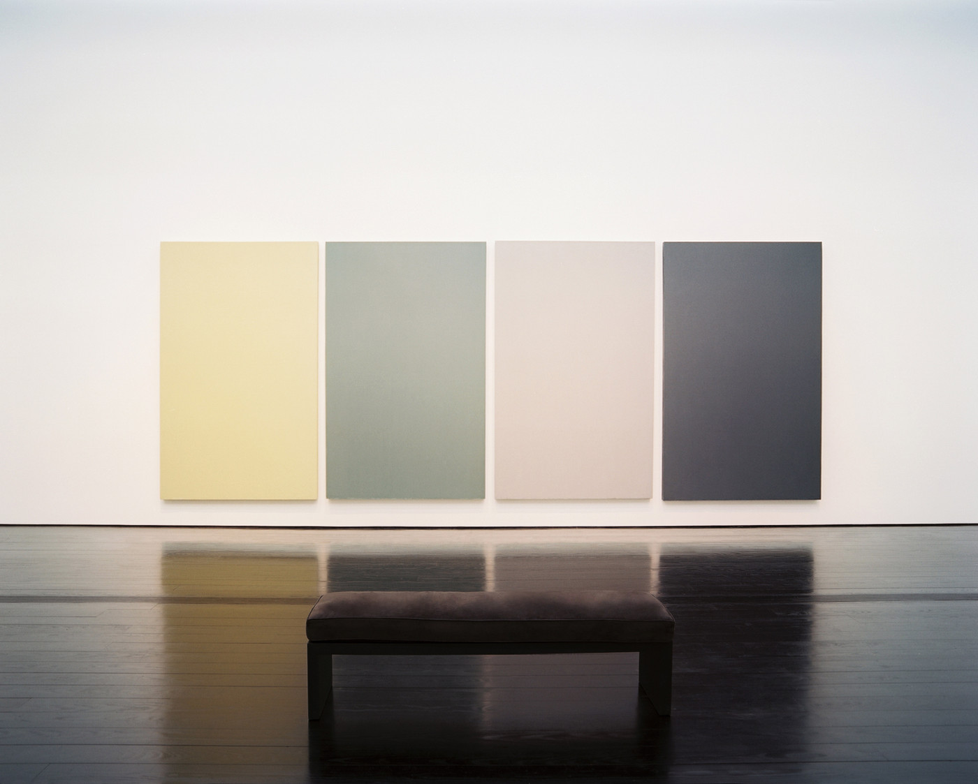 Brice Marden, The Seasons, 1974 - 75