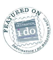 Destination I Do Badge