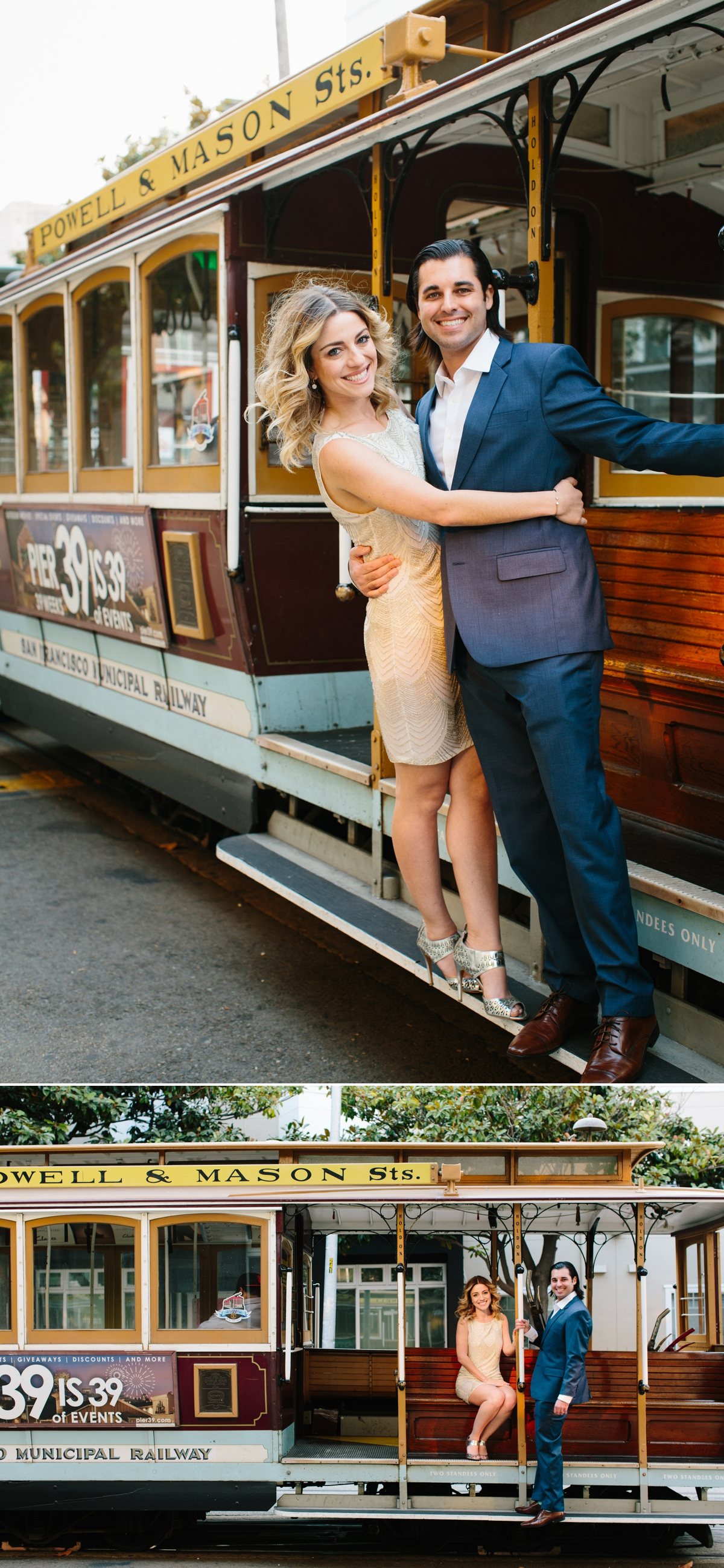 No trip to San Francisco is complete with a ride on the classic cable car!
