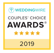 Wedding Wire Couples' Choice Awards 2019 Badge