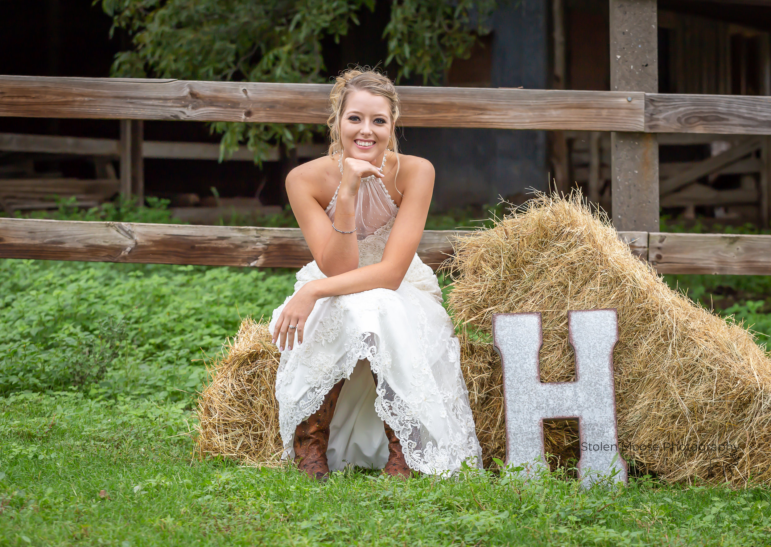Hale Wedding Hay