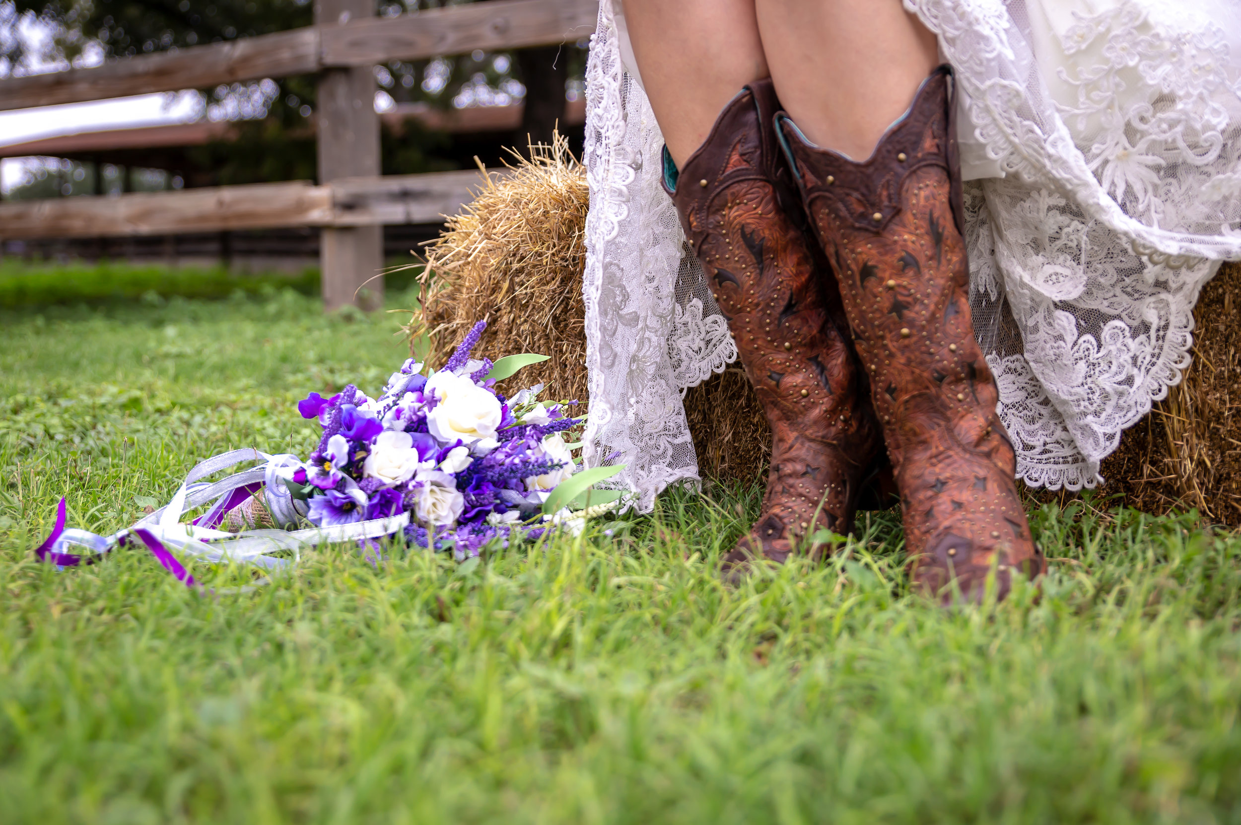 Hale Wedding Boots