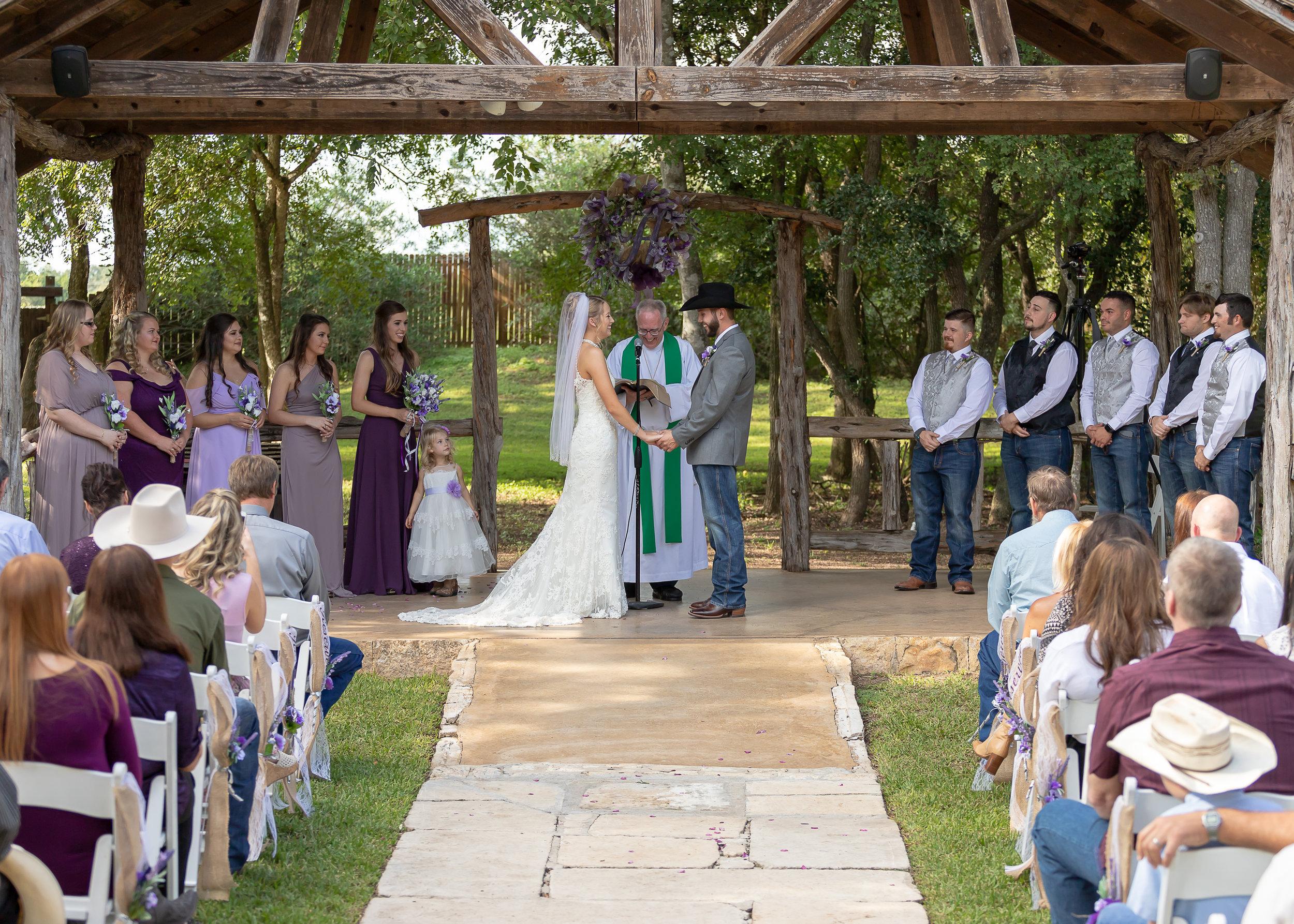 Hale Wedding Overlook