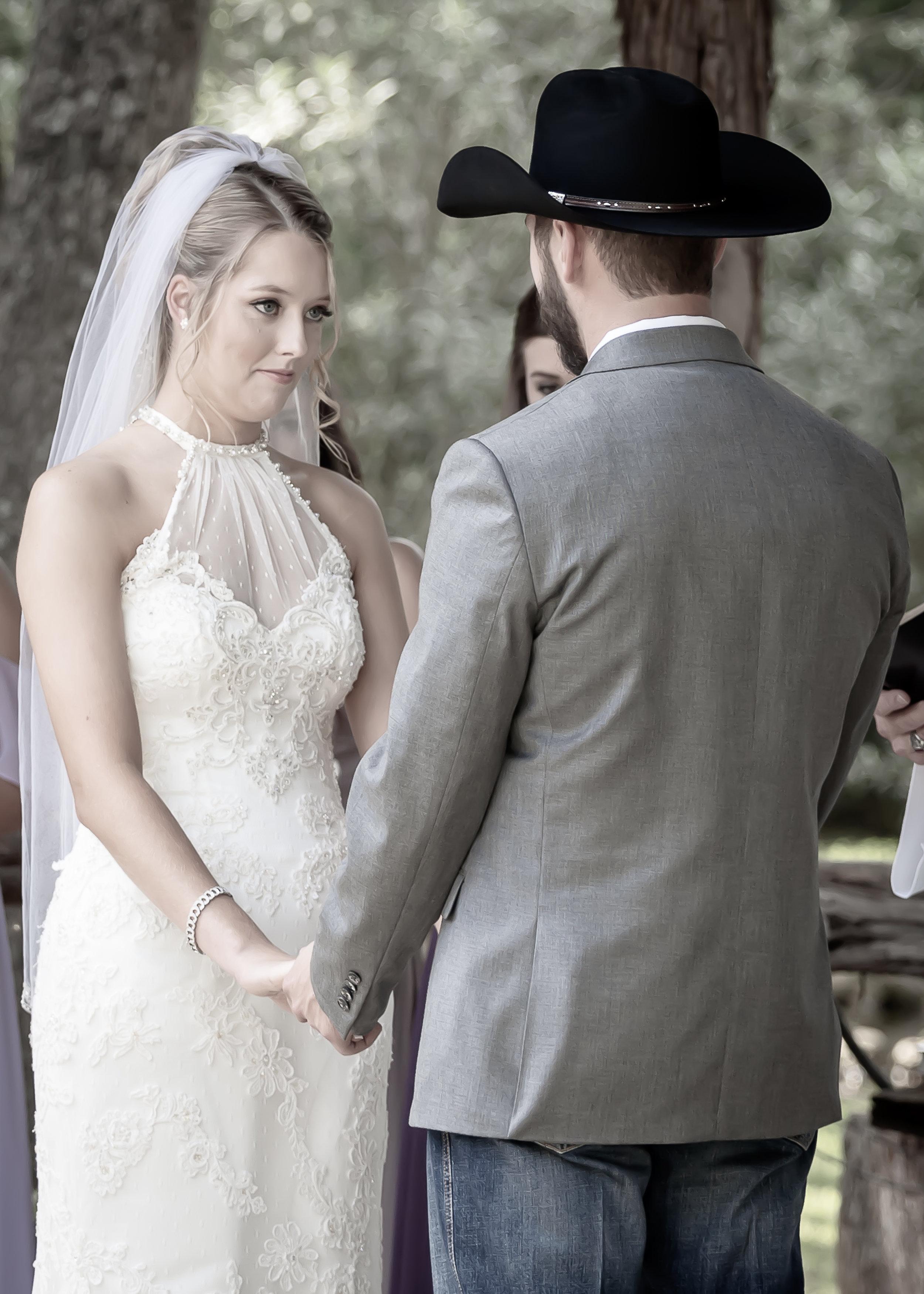 Hale Wedding BW