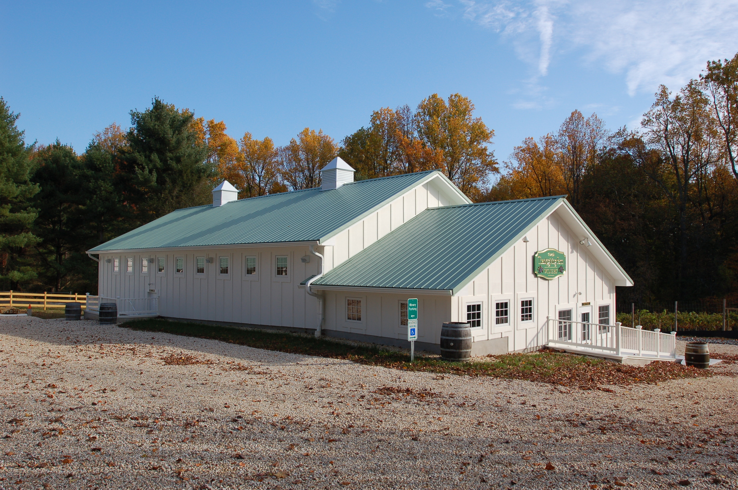 Our Winery Building