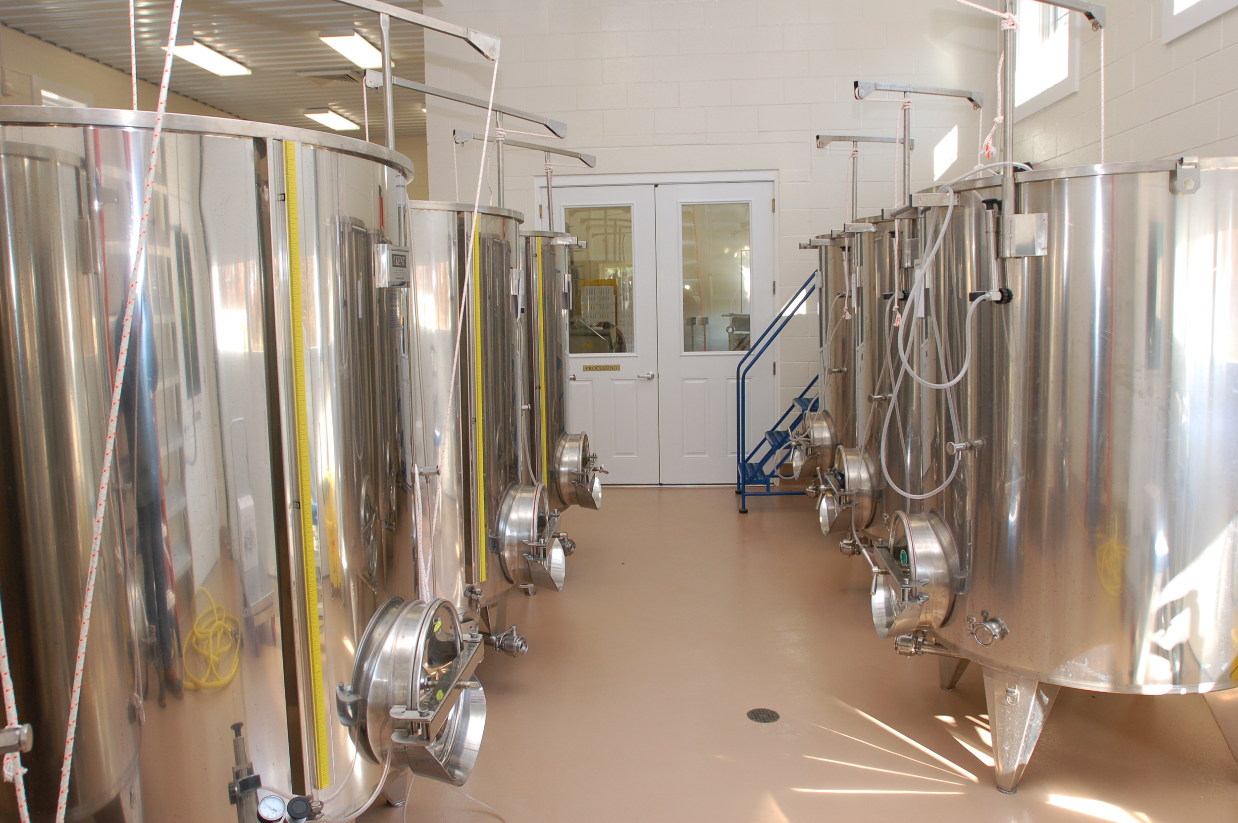 Our Fermentation Facility