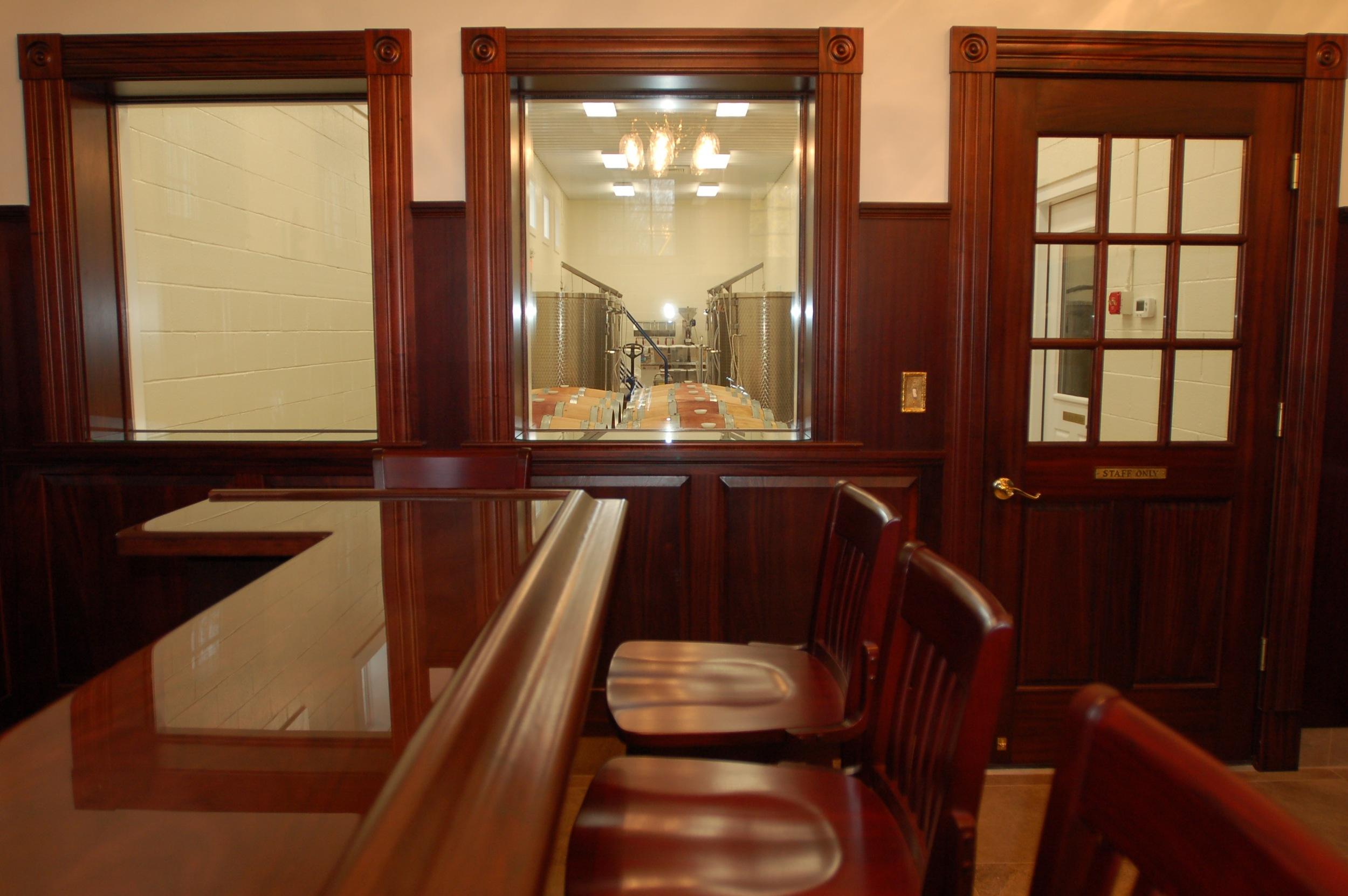 Tasting Room view of Barrel Room.jpg