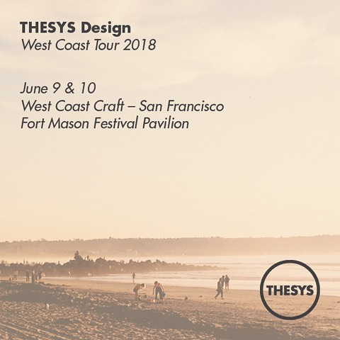 San Francisco! We're coming for you, and bringing the 🔥🔥🔥. Next week we'll be @westcoastcraft June 9-10 @fortmasoncenter with our BOHDII furniture and other goodies! Come out and say 👋👋👋!