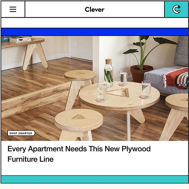 Such great words from @getclever about our BOHDII Collection of furniture! Link in our bio to 👀!