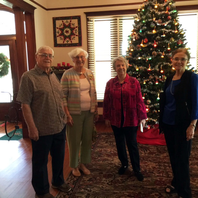 Wayne and Jane Hill with Marcia   Degner and Judy Shelton.jpg