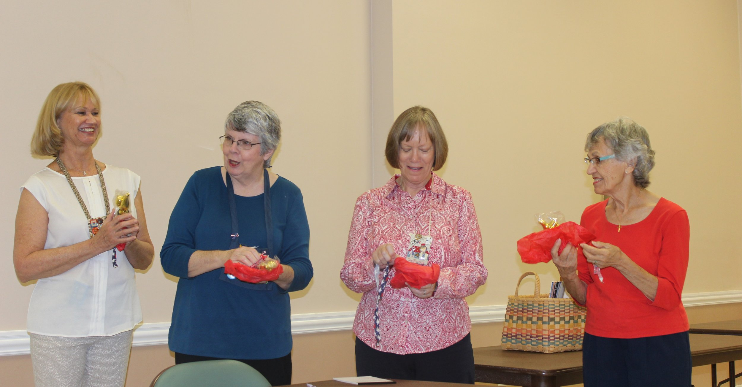Kathy Cochrane, Susan Rowe, Sue Glasnapp, Jane Gavlick Quilts of Valor Recognition.JPG