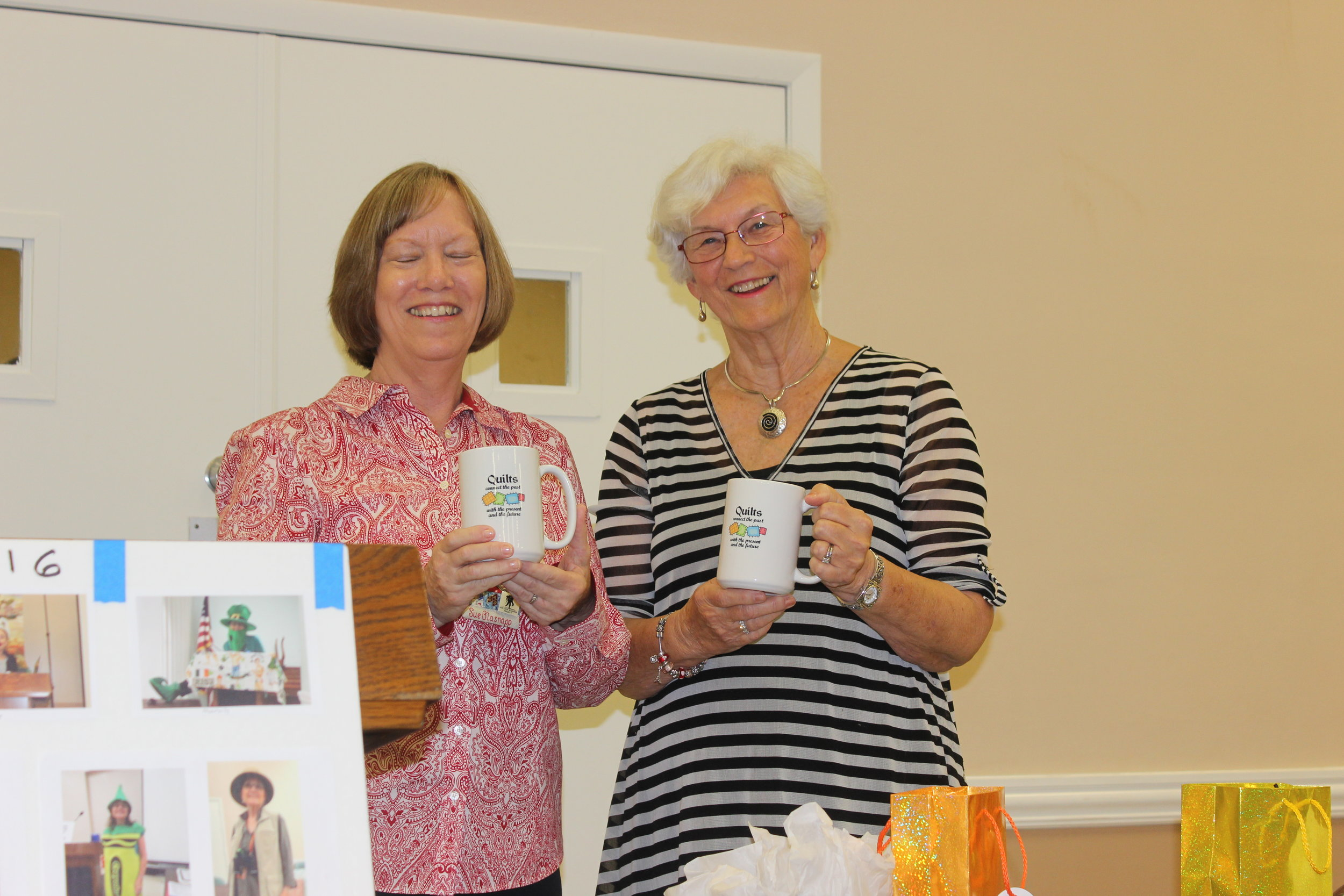 Sue Glasnapp and Jane Hill Patty Project Recognition 2.JPG