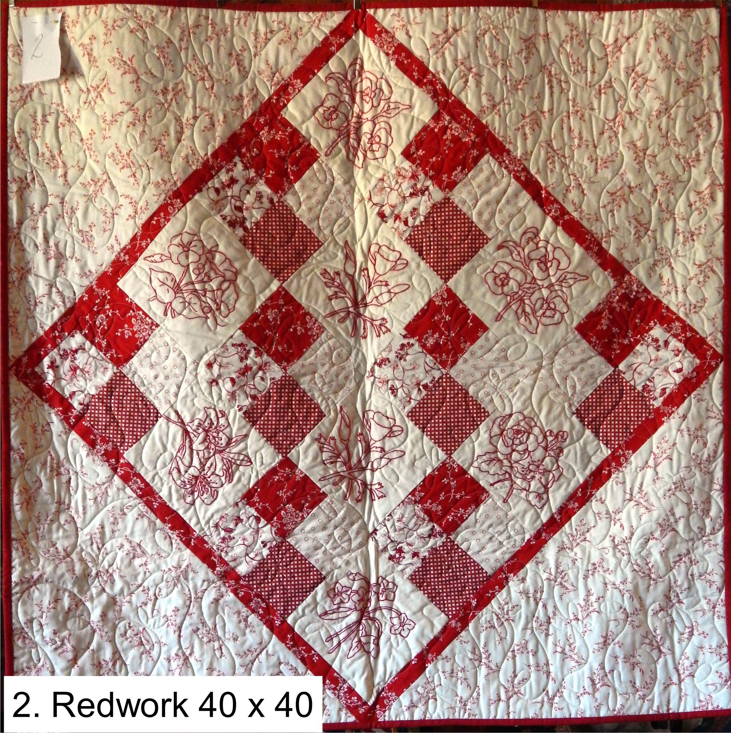 2. Redwork 40 X 40.JPG
