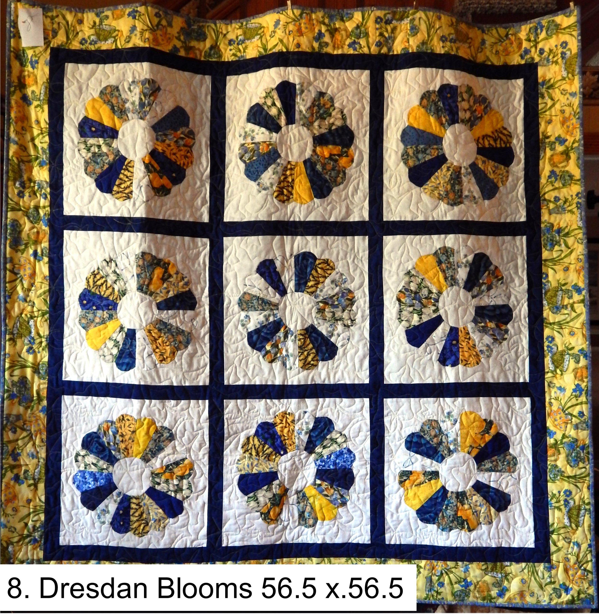 8. Dresdan Blooms 56.5 x 56.5.JPG