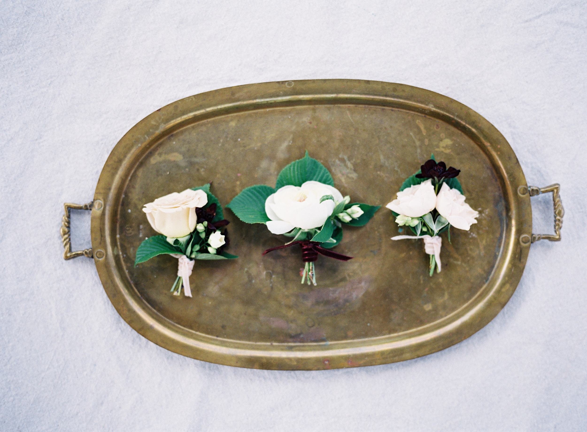 Organic Wedding Flowers - Stone House Creative