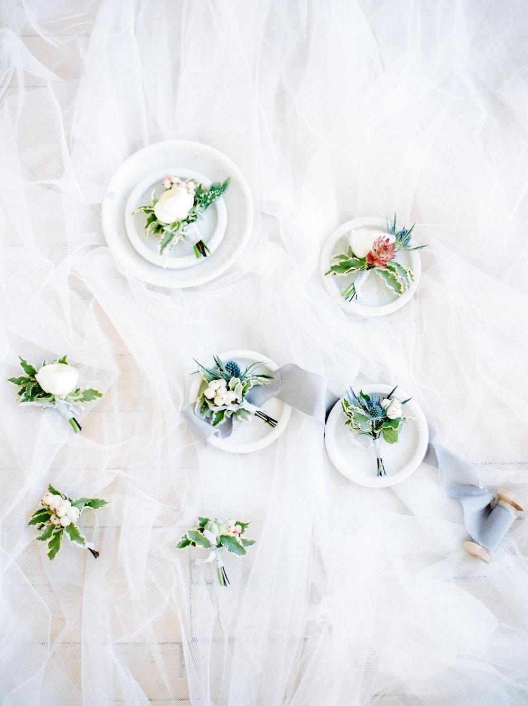 Wedding Boutonniere Ideas - Wedding Florist Winnipeg