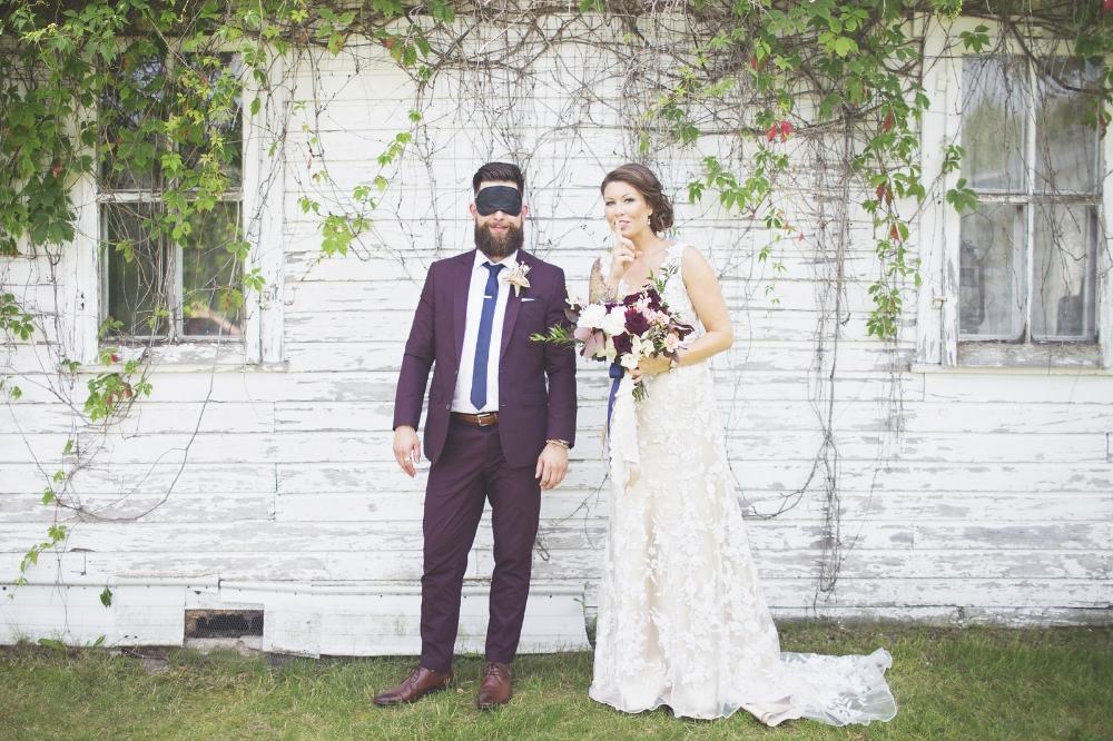 Winnipeg Wedding Flowers - Summer Wedding