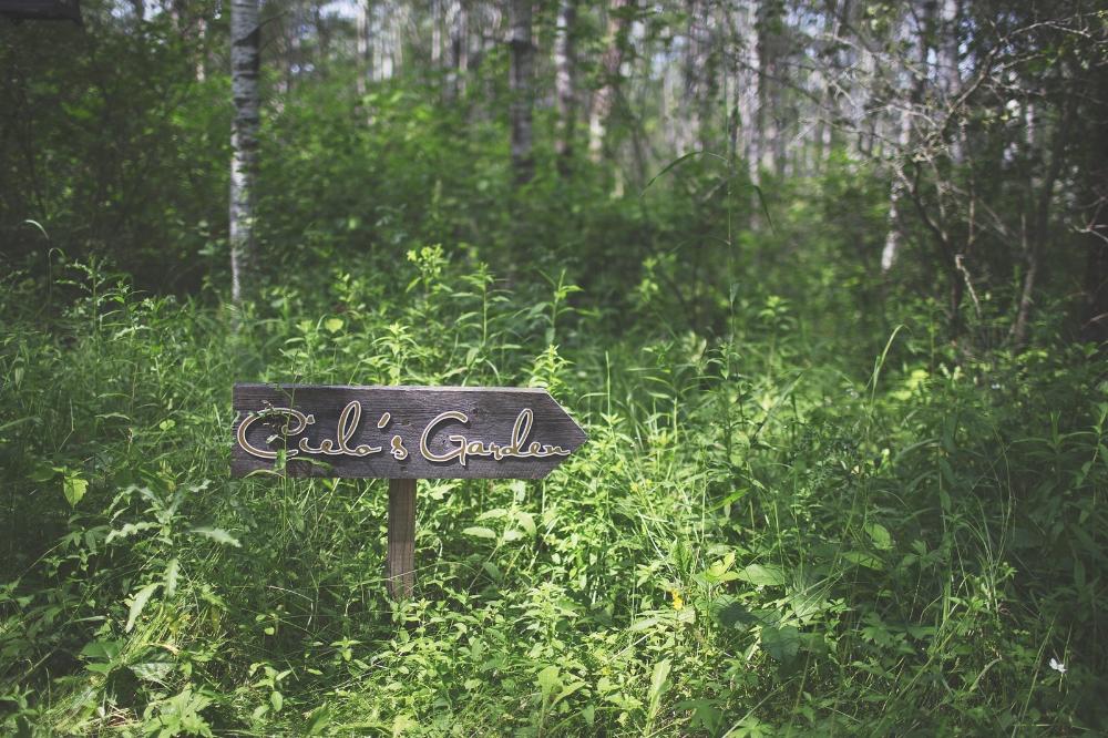 Cielo's Garden Wedding in Manitoba