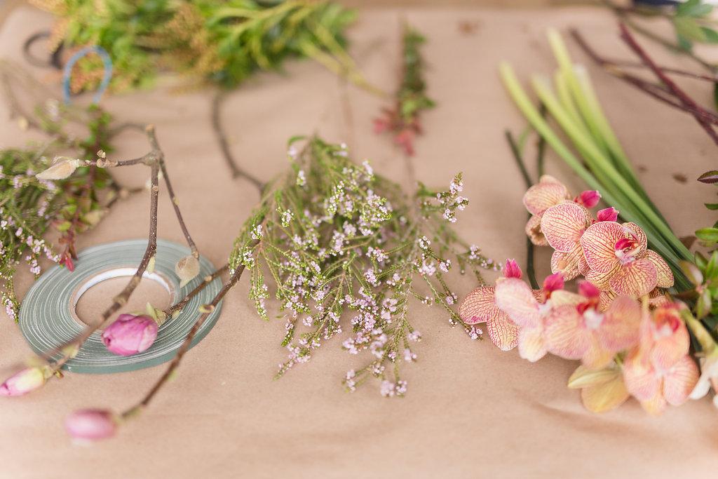 Unique Wedding Flower Ideas - Stone House Creative