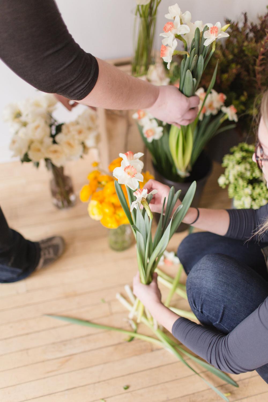 Wedding Flowers Winnipeg -  Stone House Creative
