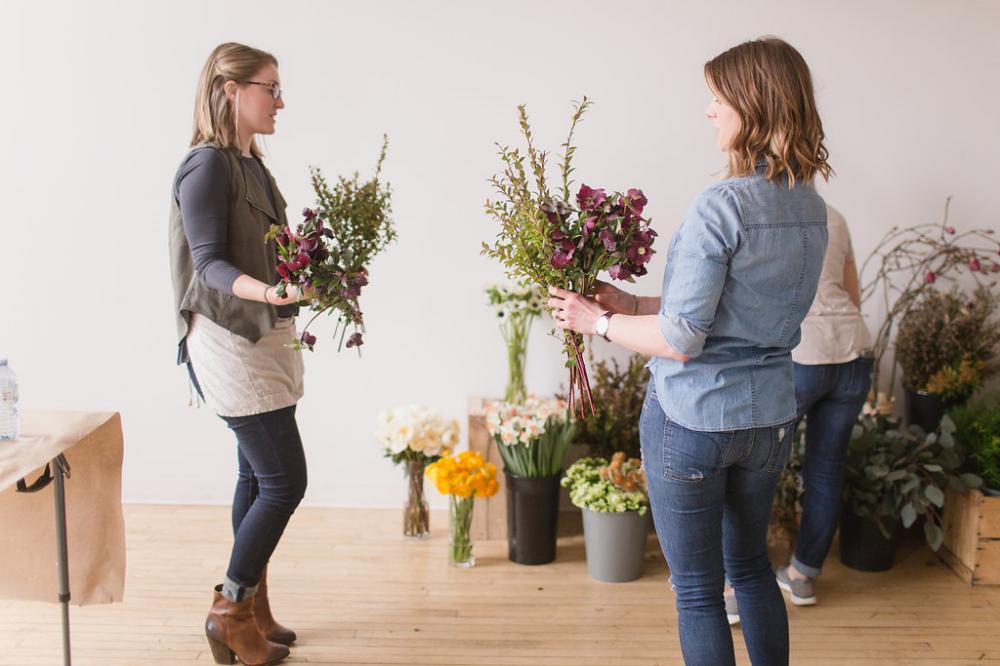 Flower Studio - Winnipeg Wedding Florist