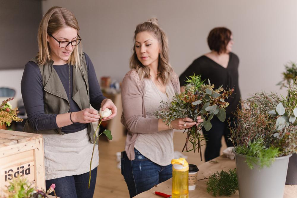 Wedding Florists Winnipeg - Stone House Creative