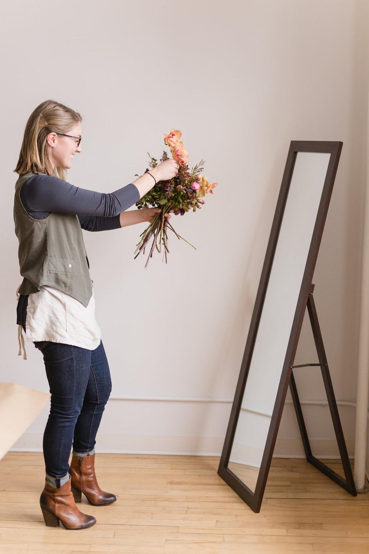 Florist Studio - Stone House Creative