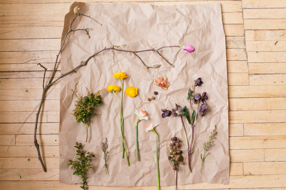 Wedding Flower Ideas - Stone House Creative