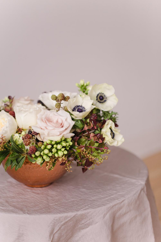 Copper Wedding Ideas - Winnipeg Wedding Florists