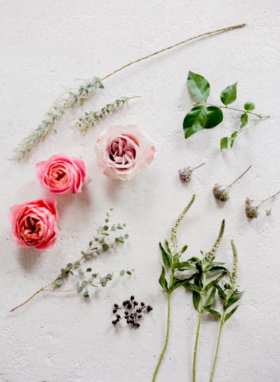 wedding florist in winnipeg - pink wedding flower ideas