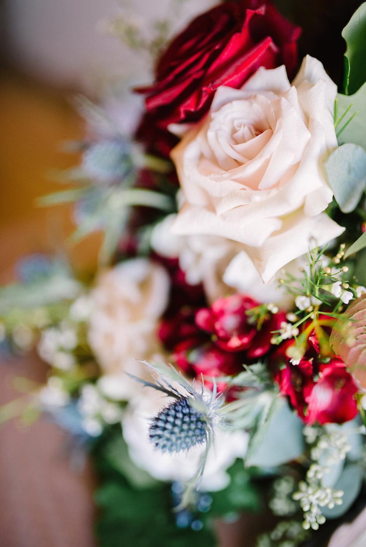 blush wedding bouquet - stone house creative
