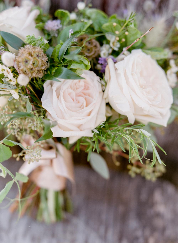 garden wedding bouquet - winnipeg florist