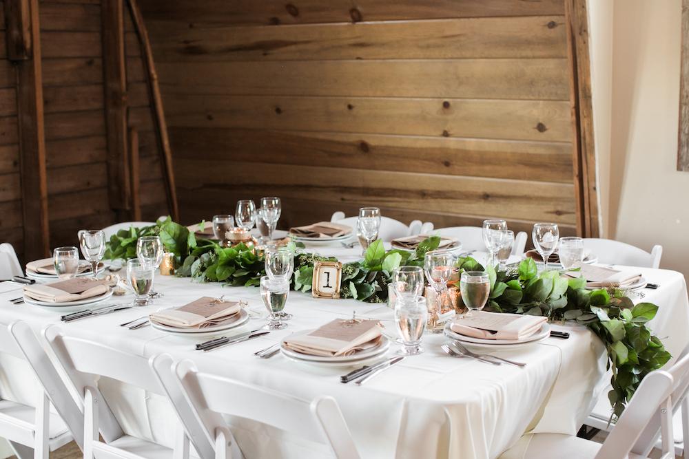 garland wedding flowers - wedding florist in winnipeg
