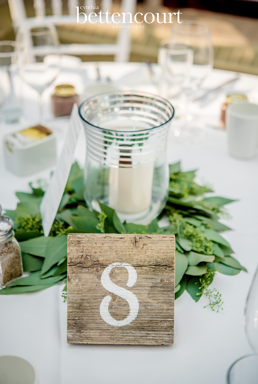 wreath centrepiece - wedding florist in winnipeg