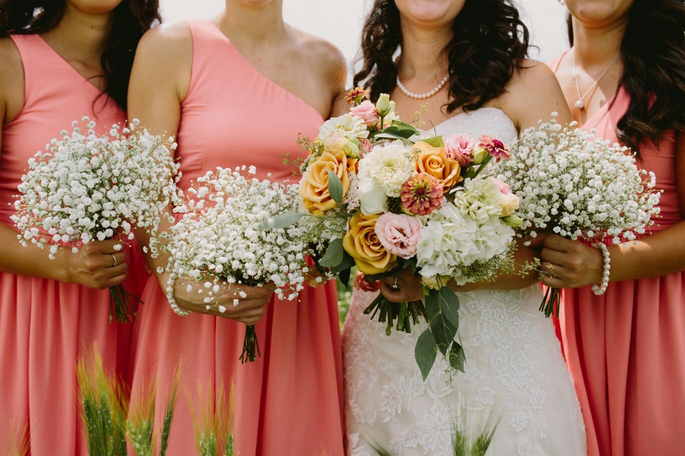 Rustic Wedding Flowers - Wedding Florist Winnipeg