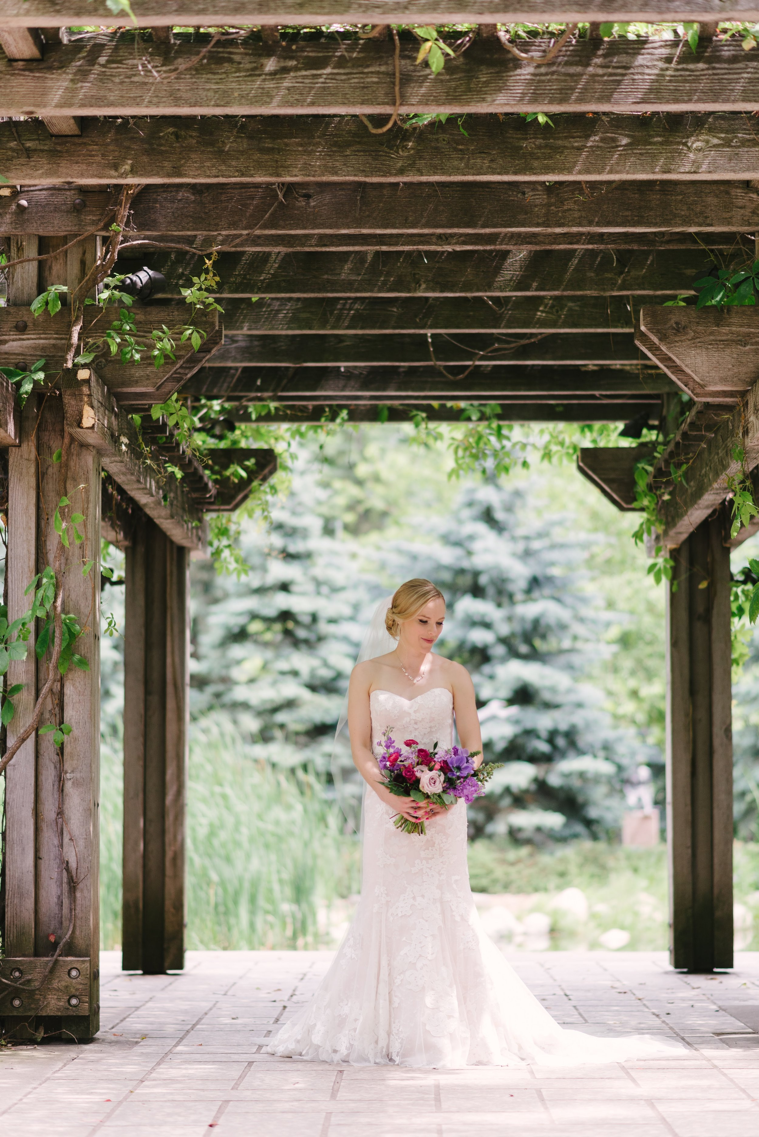 Berry Wedding Colors - Stone House Creative