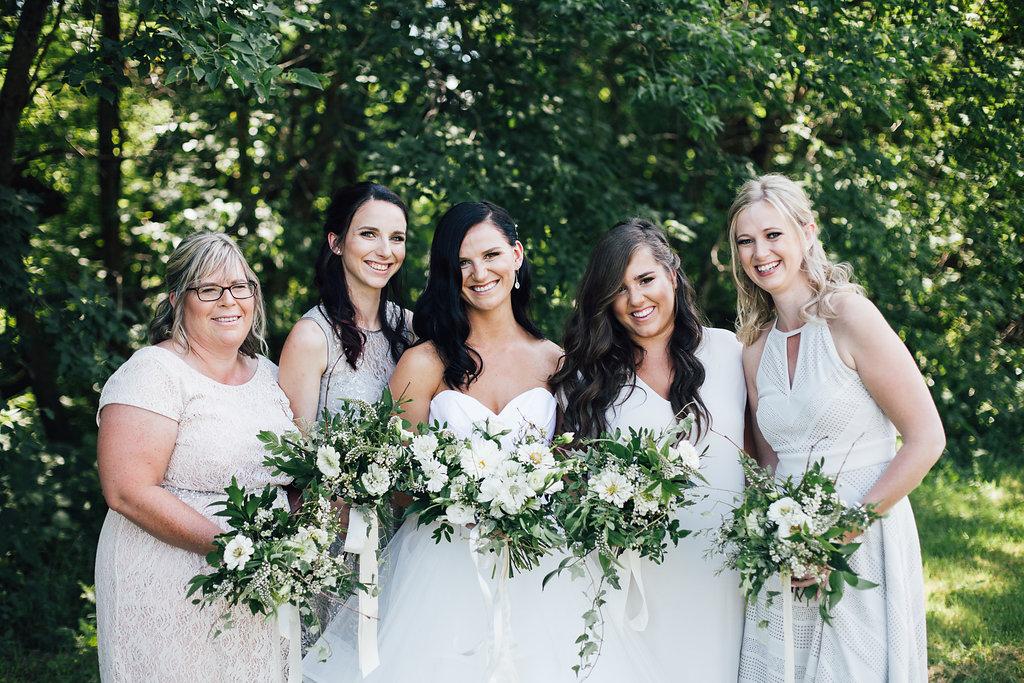 Rustic Wedding Flowers - Stone House Creative