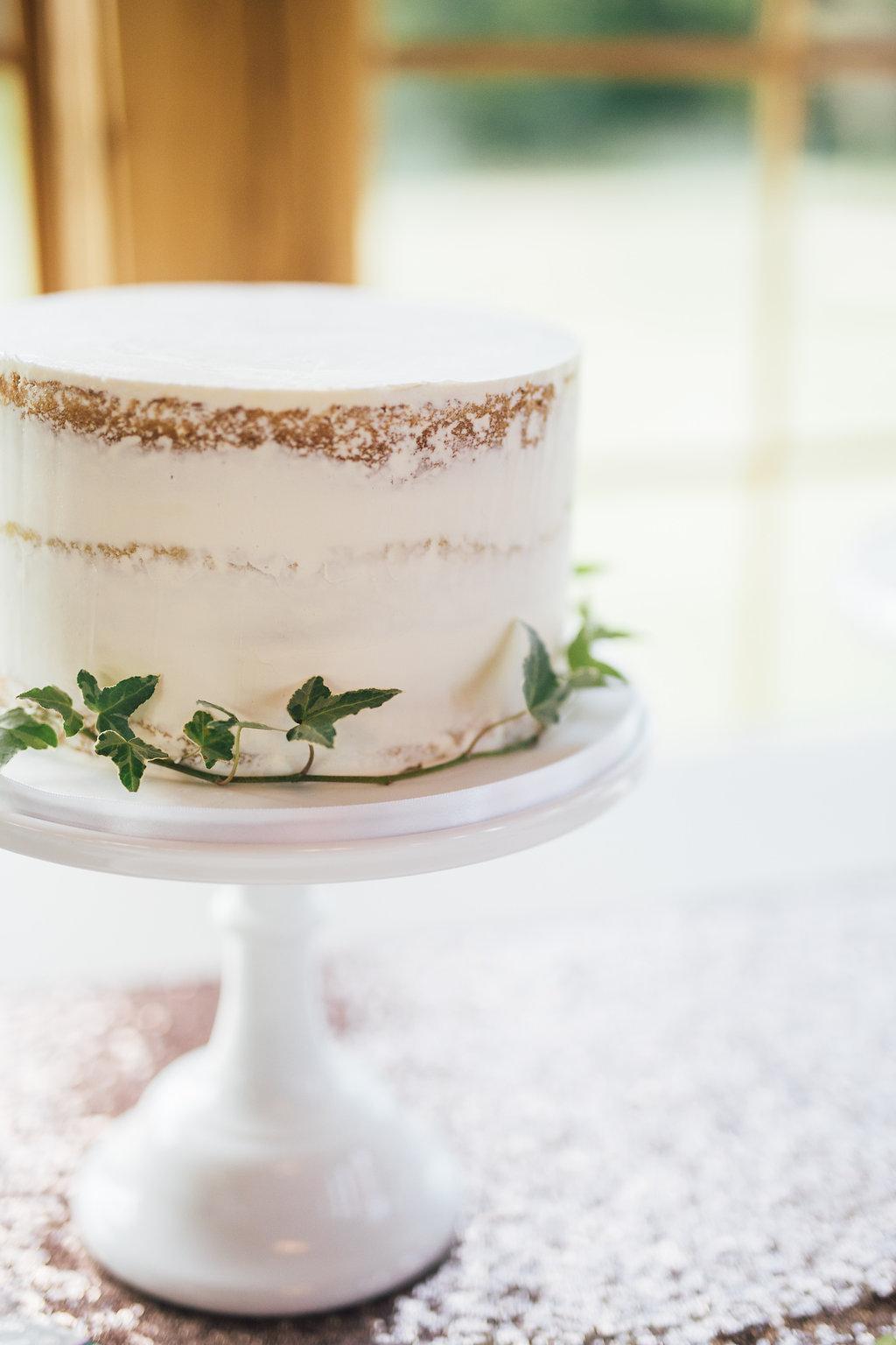Naked Cake - Winnipeg Wedding Ideas