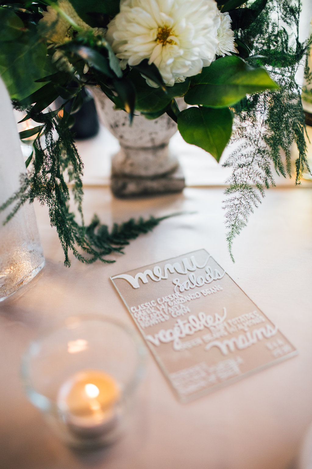 Calligraphy Wedding Ideas - Weddings in Winnipeg