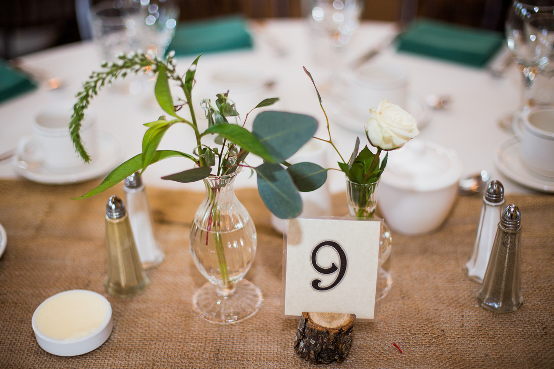 Budget Friendly Wedding Decor - Winnipeg Wedding Florist