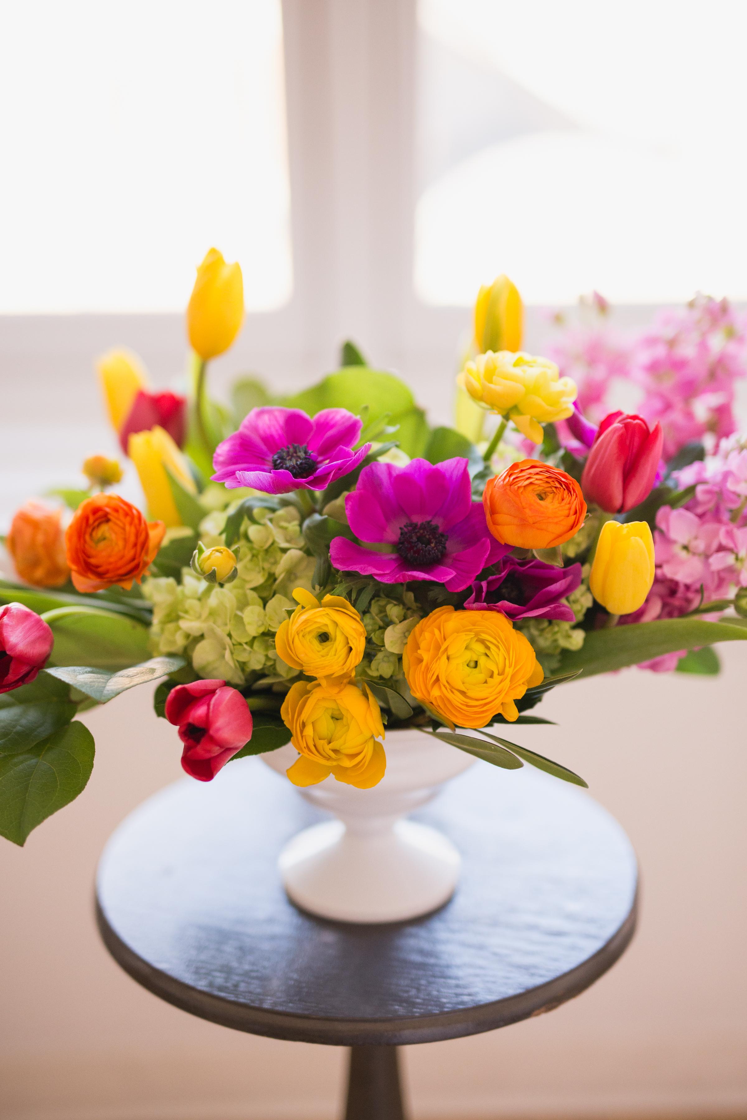 Yellow Wedding flowers - Weddings in Winnipeg