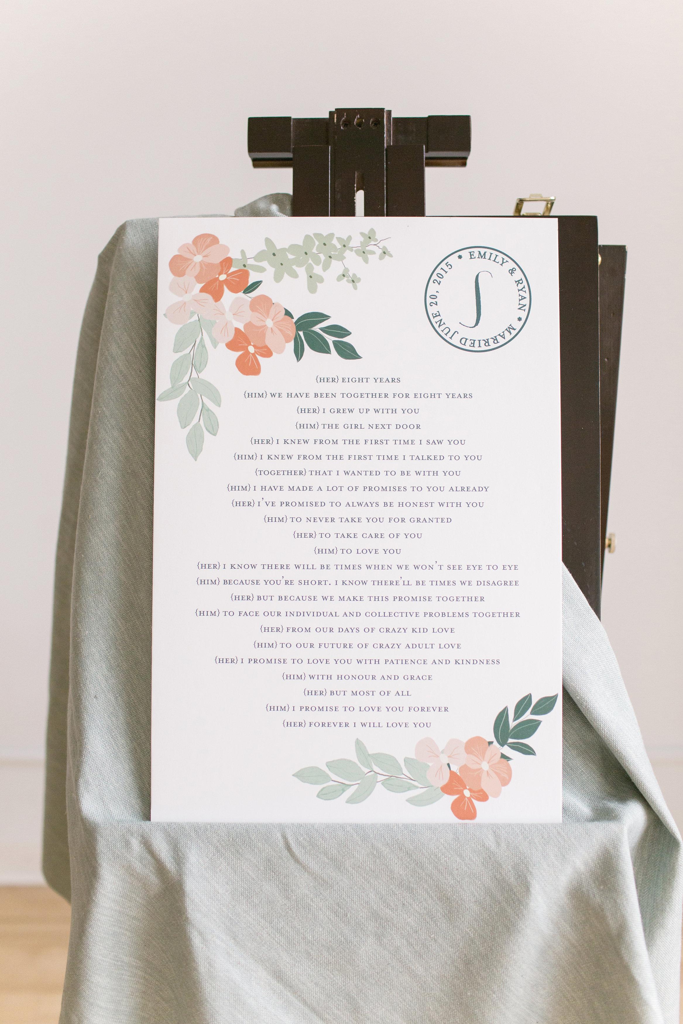 Wedding Ceremony Decor - Wedding Florist in Winnipeg