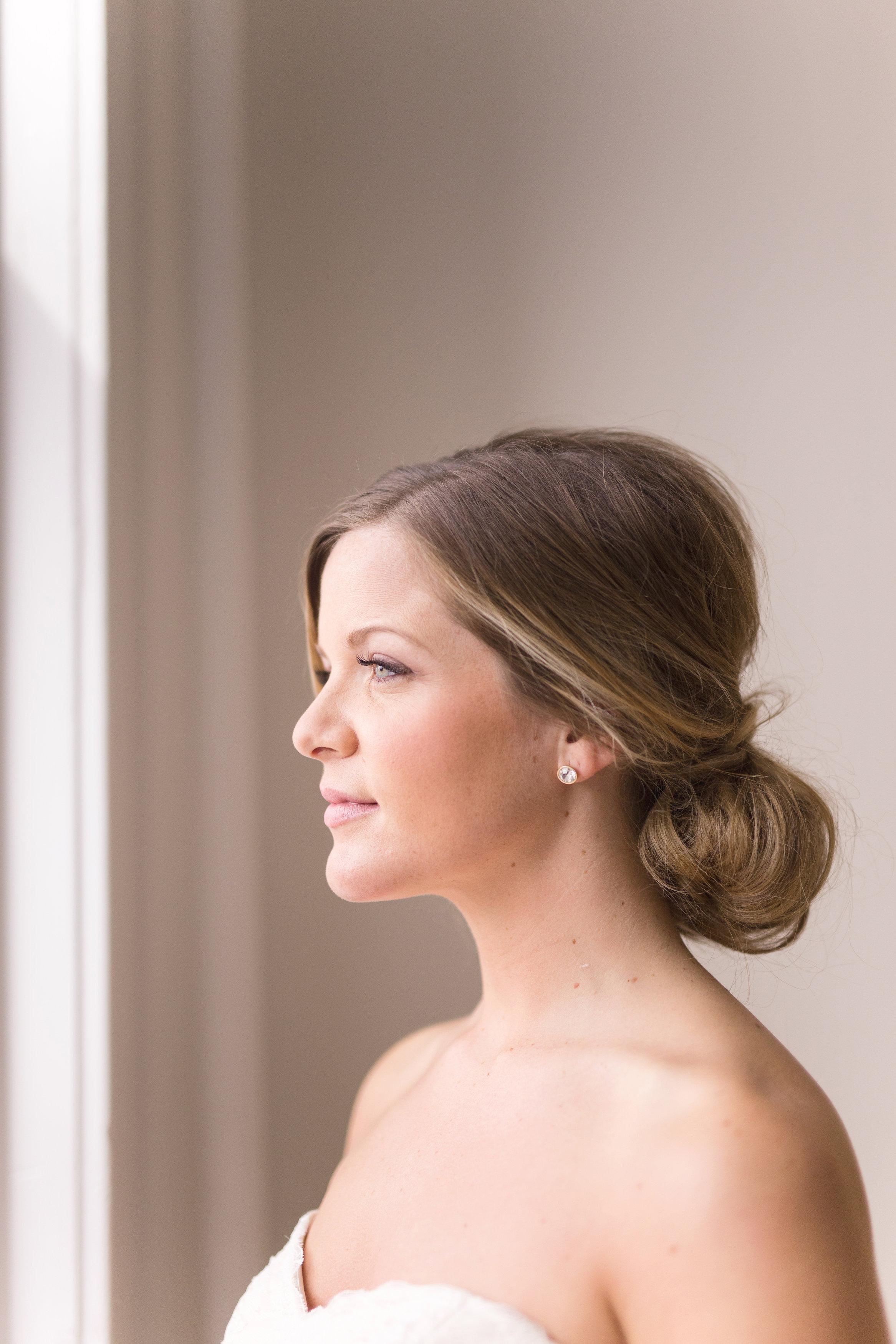 Simple Bridal Beauty - Winnipeg Weddings