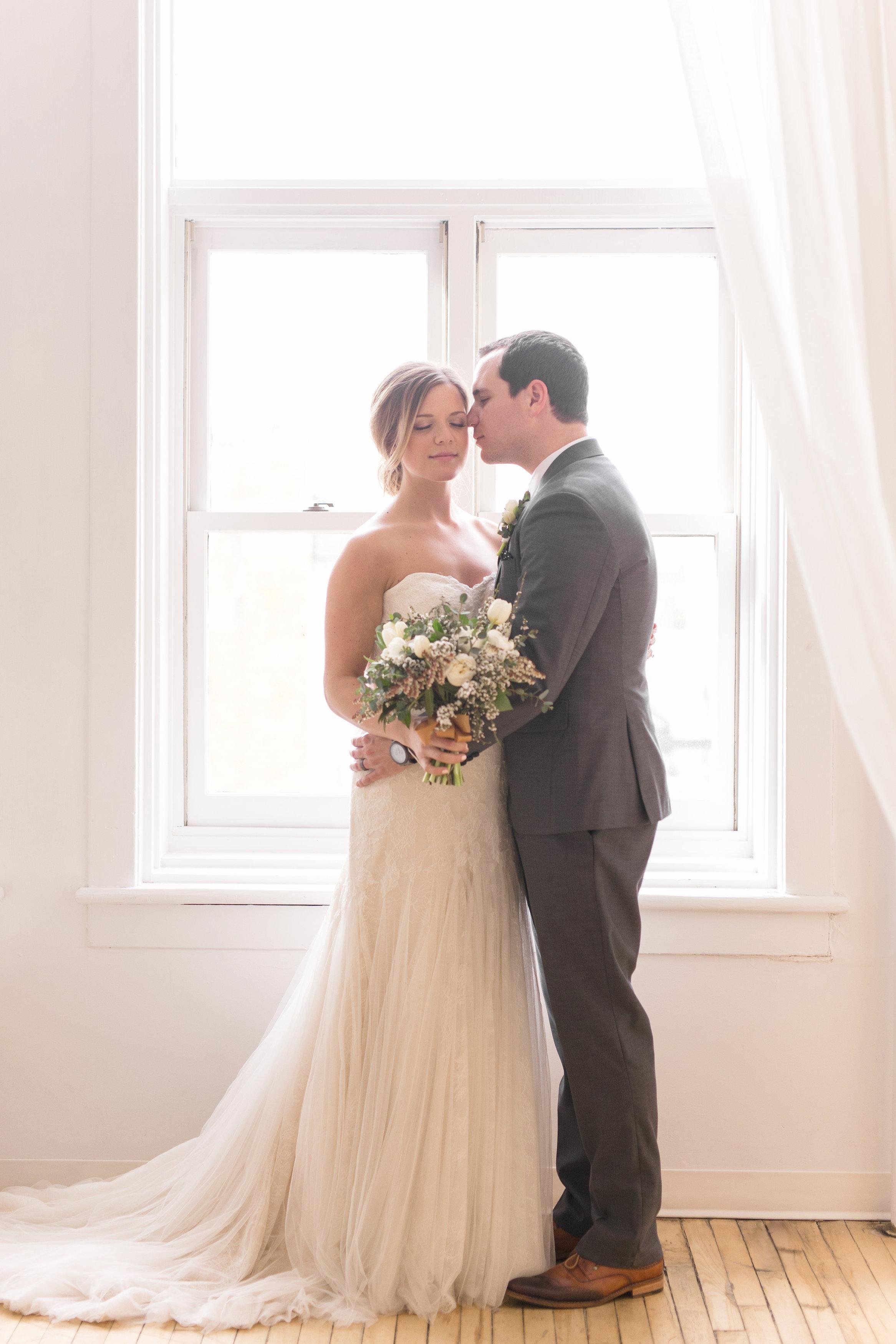 Indoor Wedding Photos Winnipeg - Weddings in Winnipeg