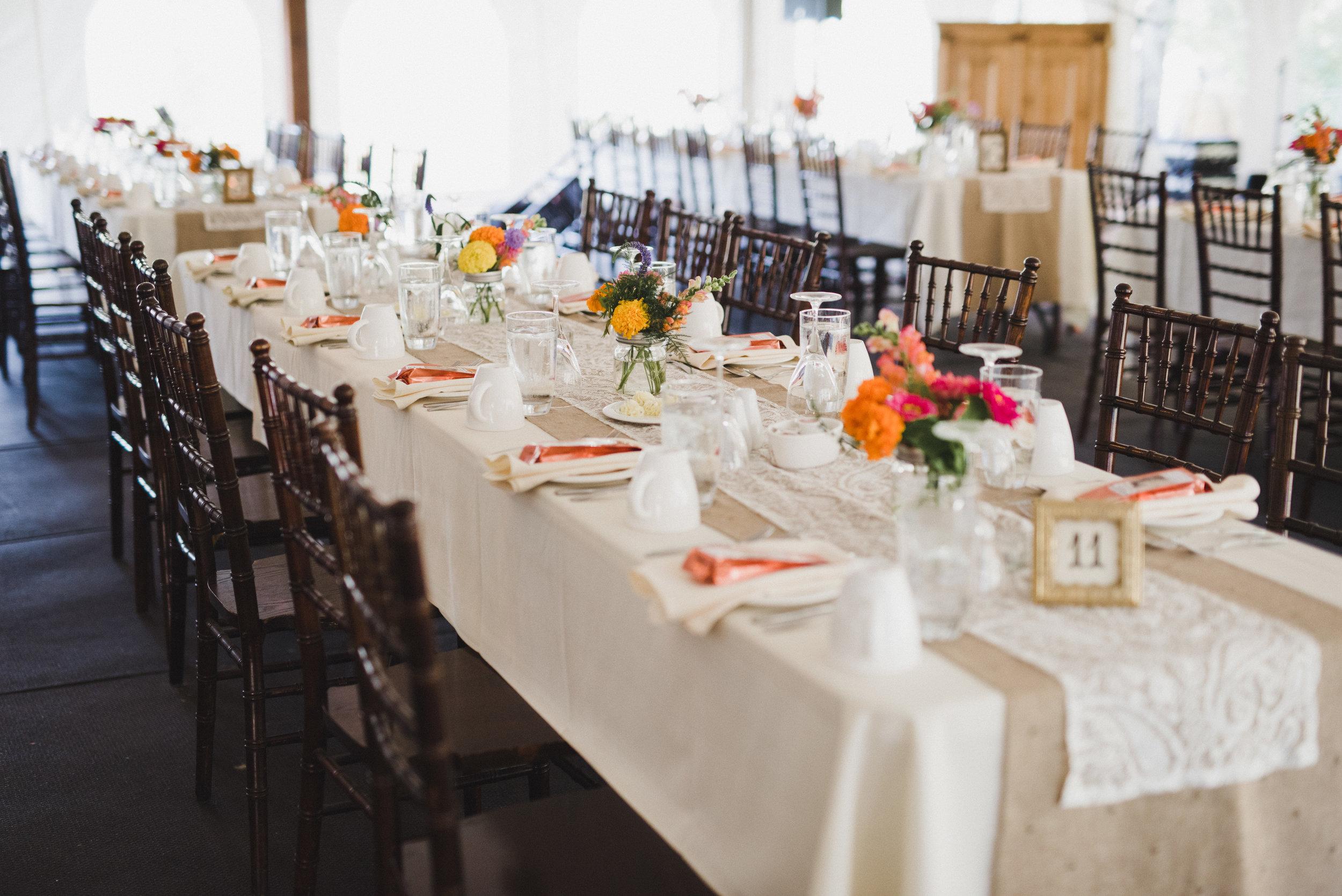 Country Wedding Flower Ideas - Winnipeg Wedding Florist