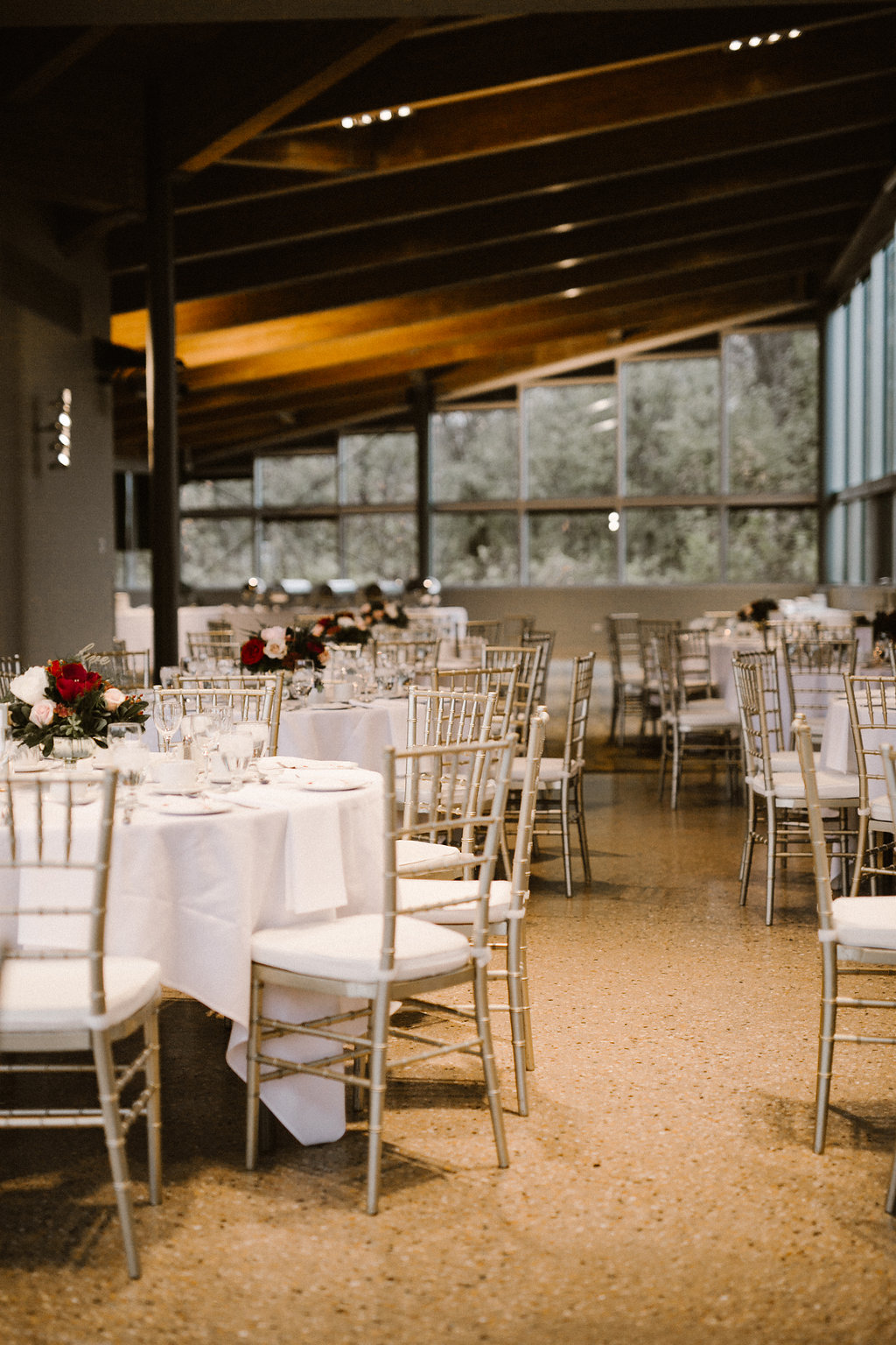 Qualico Family Centre Wedding - Fall Wedding in Winnipeg