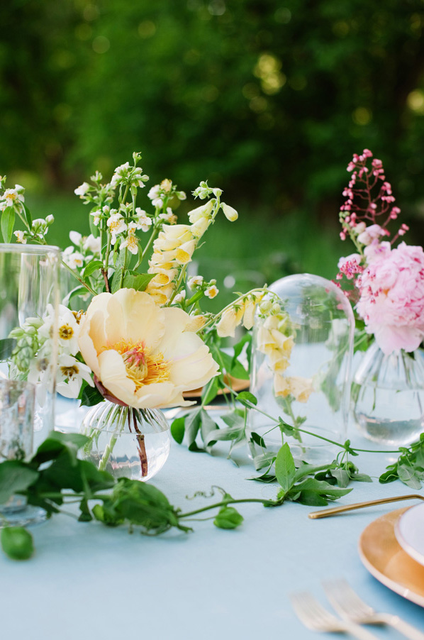 Small Wedding Centerpieces - Wedding Flower Ideas