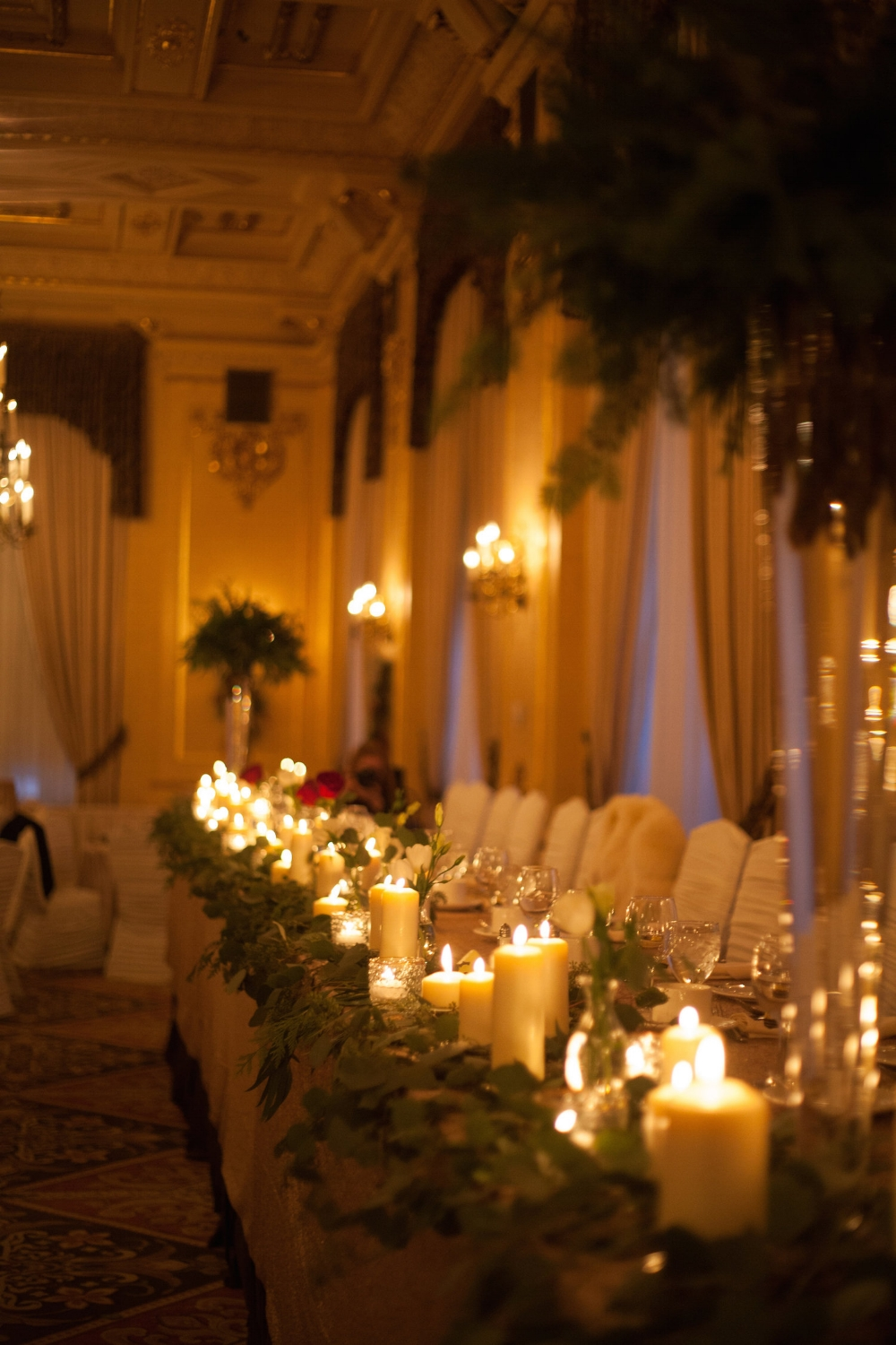 Fort Garry Hotel Wedding - Winnipeg Winter Wedding